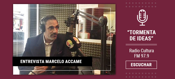 ENTREVISTA MARCELO ACCAME