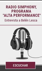 "Radio Simphony, PROGRAMA ""Alta Performance"""